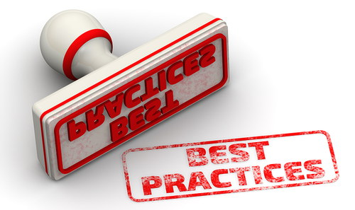 Persue Best Practices