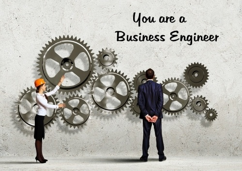 Become a Business Engineer