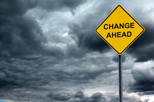Process Improvement - Change Ahead