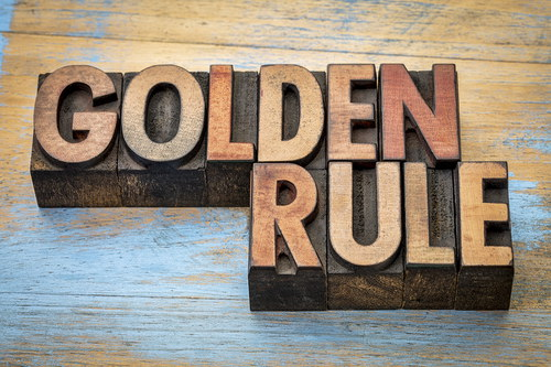 Leadership - The Golden Rule